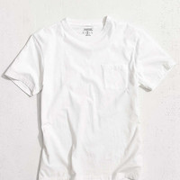 UO Pigment Pocket Tee | Urban Outfitters