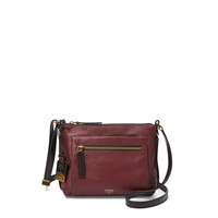 Vickery Crossbody Handbag | Fossil