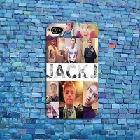 Adorable Jack Johnson iPod Case Cute Boy Cover iPhone Collage Phone Cool Custom