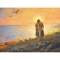 """""""In the World but Not of the World"""" Religious Jigsaw Puzzle - Puzzle Haven"""
