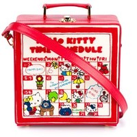 Olympia Le-tan Hello Kitty Schedule Box Bag - Browns - Farfetch.com