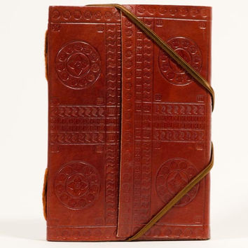 Bound in Leather Journal