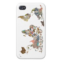 World Map from Zazzle.com