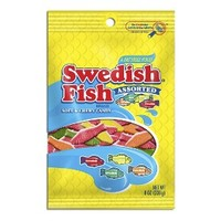 Swedish® Fish Soft and Chewy Candy - Assorted (8 oz)