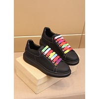 Alexander McQueen 2021 Woman's Men's 2020 New Fashion Casual Shoes Sneaker Sport Running Shoes0504cx