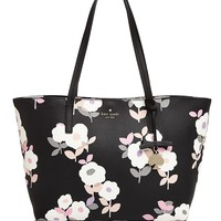 kate spade new yorkHawthorne Lane Floral Ryan Leather Tote