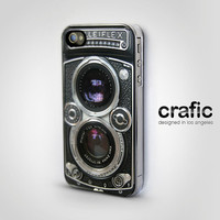 Vintage Camera iphone Case - Fits iPhone 4 & 4S