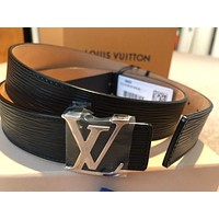 Louis Vuitton Men's Belt size 34 Black - New