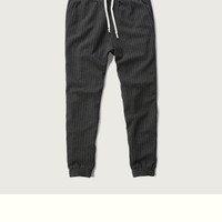 Classic Contrast Joggers