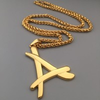 Jewelry Stylish Shiny New Arrival Gift Hot Sale Fashion Hip-hop Club Necklace [6542718851]