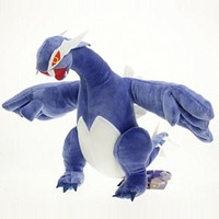"12"" 1pcs/set Pokemon Lugia Toys Dragon Figure Soft Stuffed Animal Plush Toy"
