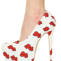 LIPS PLATFORM PUMPS