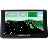 "Teletype Worldnav 5300 High-resolution Truck 5"" Gps Device"