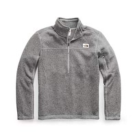 Men's Gordon Lyons 1/4 Zip Pullover by The North Face