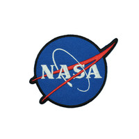Iron on Patch - Nasa