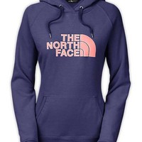The North Face Avalon Pullover Hoodie for Women in Patriot Blue CZZ4-ETB
