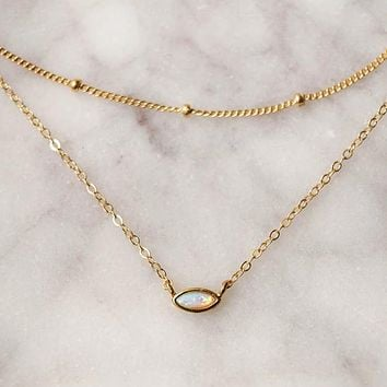 Tessa Layered Necklace