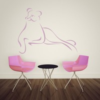 Lioness Wall Decal