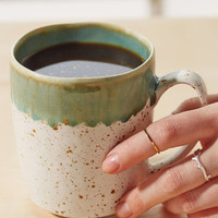 Speckle Reactive Stoneware Mug - Urban Outfitters