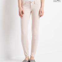 Womens Tokyo Darling Color Wash Jeggings