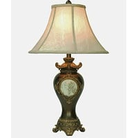 Victorian Cameo Table Lamp