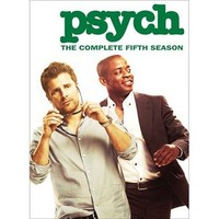 Psych: The Complete Fifth Season (4 Discs) (Widescreen)