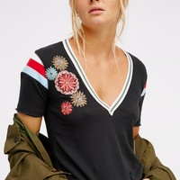 Free People Garden Party Tee