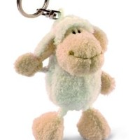 NICI Jolly Mah White Sheep Key Holder