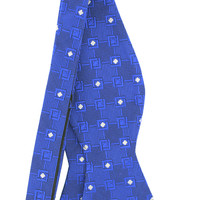 Tok Tok Designs Men's Self-Tie Bow Tie (B362, 100% Silk)