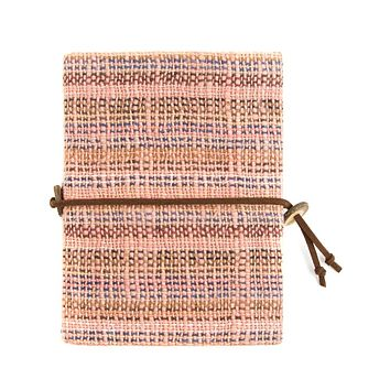 Natural Dyed Fabric Journals