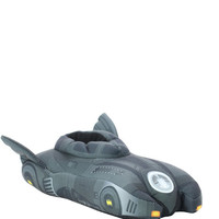 DC Comics Batman Batmobile Slippers