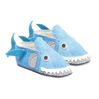 Blue Shark Slippers Adult Medium - Silk Road Bazaar