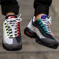 Nike Air Max 95 Ultra Essential Women Men Fashion Casual Sneakers Sport Shoes-5