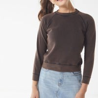 UO Stevie Shrunken Sweatshirt | Urban Outfitters