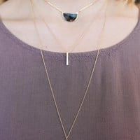 Rising Layer Necklace