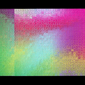 1000 Changing Colors Puzzle
