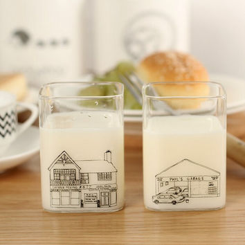 milk cup gift