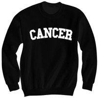 Cancer Crewneck Sweatshirt