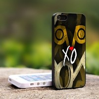 Xo Weeknd - For iPhone 5 Black Case Cover
