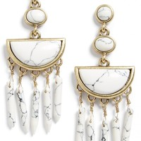 BaubleBar Nora Drop Earrings | Nordstrom