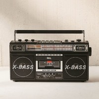 Radio + Cassette + MP3 Boombox | Urban Outfitters