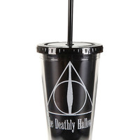 Harry Potter The Deathly Hallows Acrylic Travel Cup