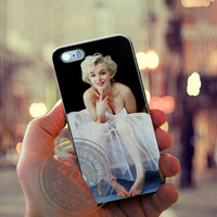 Beautiful Marilyn Monroe Case for Iphone 4, 4s, Iphone 5, 5s, Iphone 5c, Samsung Galaxy S3, S4, S5, Samsung Galaxy Note 2, Note 3.