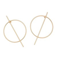 Alex Bar Earring