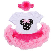 0 3 months first birthday girl tutu set newborn clothing baby girl dress formal infant clothes newborn baby girl clothes