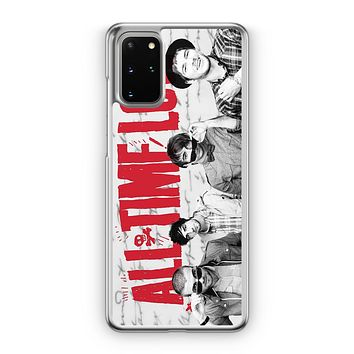 All Time Low Music Band Samsung Galaxy S20 Case