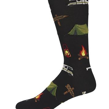 Happy Camper Men's Socks