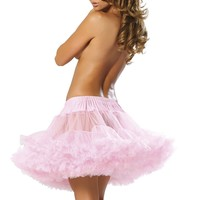 Baby Pink Double Layer Petticoat
