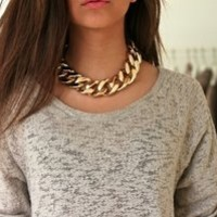Vixen Boutique — Chunky Necklace