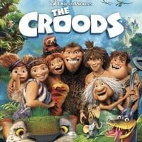 The Croods [2 Discs] [Includes Digital Copy] [Blu-ray/DVD] [2013]